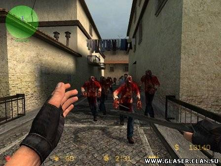 Counter-strike source (zombie mod)